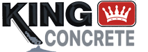 King Concrete Logo